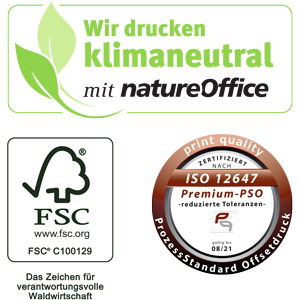 Logos Nature Office, FSC, PSO